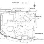 土地価格3980万円、土地面積952㎡(間取)
