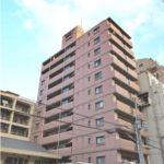 11階建の8階部分 (外観)