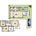 2980万円、4LDK、土地面積158.45m2、建物面積m2(間取)