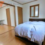 各居室収納スペースがあり、お部屋がスッキリと片付きます(内装)