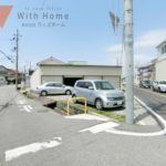 現地(2021年5月)撮影 山陽電鉄西江井ヶ島駅より徒歩約2分です ☆お問合せはお気軽にウィズホームまで(^^♪(外観)