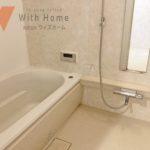室内(2020年12月)撮影 浴槽は足を伸ばしてゆっくりくつろげるので1日の疲れも癒されます(風呂)