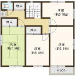 2480万円、5LDK、土地面積287.51m2、建物面積110.13m2(間取)